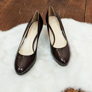 Cole Haan • Patent Leather Pumps